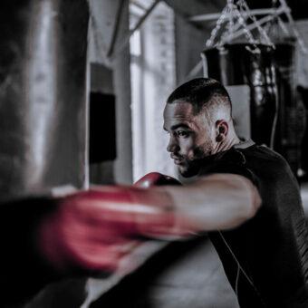 boxing challenge london